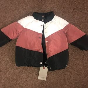 Baby Girls NWT Zara winter Jacket 18-24 months